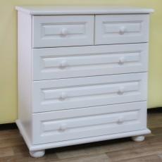 Designed Komodo dresser solid wood drawers 5