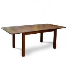 שולחן אוכל מעץ מלא ל8 סועדים