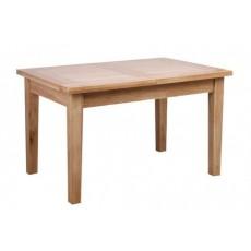 אלון מוצק הארכת שולחן האוכל