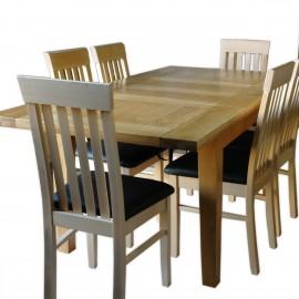 Стол обеденный из дуба Лондон