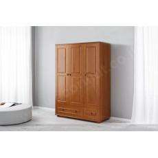 Шкаф трехдверный 2 ящика модель 32