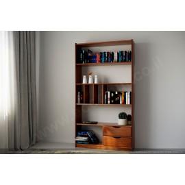 Библиотека стеллаж модель 235