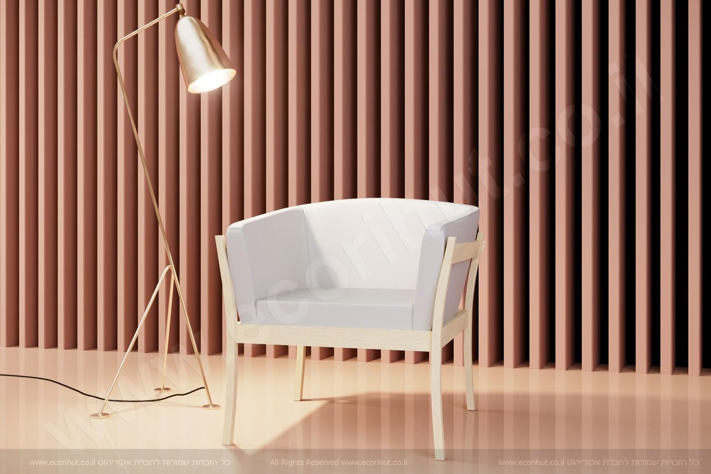 мебель в израиле, мебель из дерева, стол из дерева, стол обеденный, Кресло, רהיטים מעץ מלא, ריהוט מעץ מלא, ריהוט מעץ, כורסא, כורסא דמוי עור, כורסא לבנה,