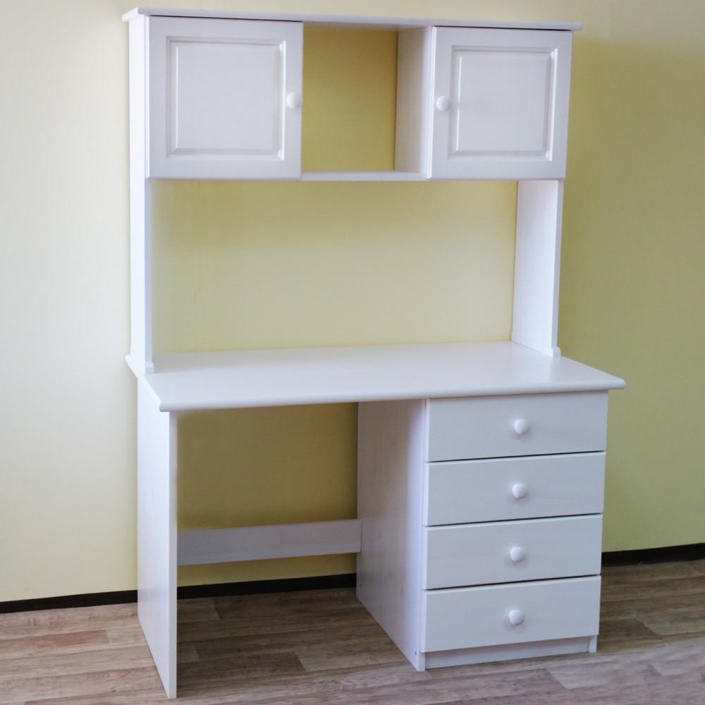 שולחן כתיבה עץ מלא | שולחנות כתיבה ומחשב מעץ מלא